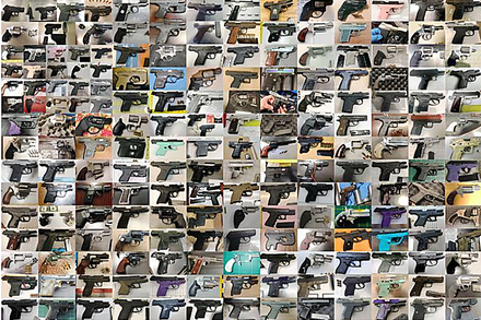 T.S.A. Finds Record Number of Guns at Airports in 2019 in