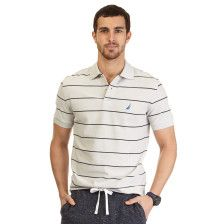 Big & Tall Striped Performance Deck Polo Shirt - Pebble Grey 15-4305. Get Sizzling discounts up to 50% Off at Nautica using Coupon and Promo Codes.