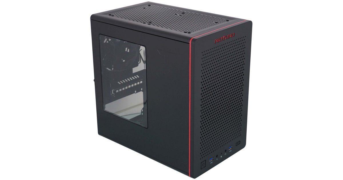 Riotoro Cr280 Compact Mini Itx Chassis Review Mini Itx Mini Locker Storage