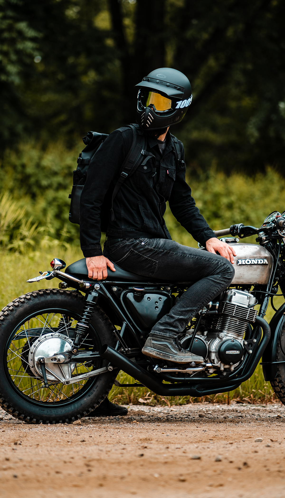Honda CB750 🖤