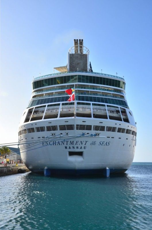 Enchantment of the Seas Cruise to Nassau Bahamas, Don't forget to book your excursions. http://www.bahamasdaypass.com/