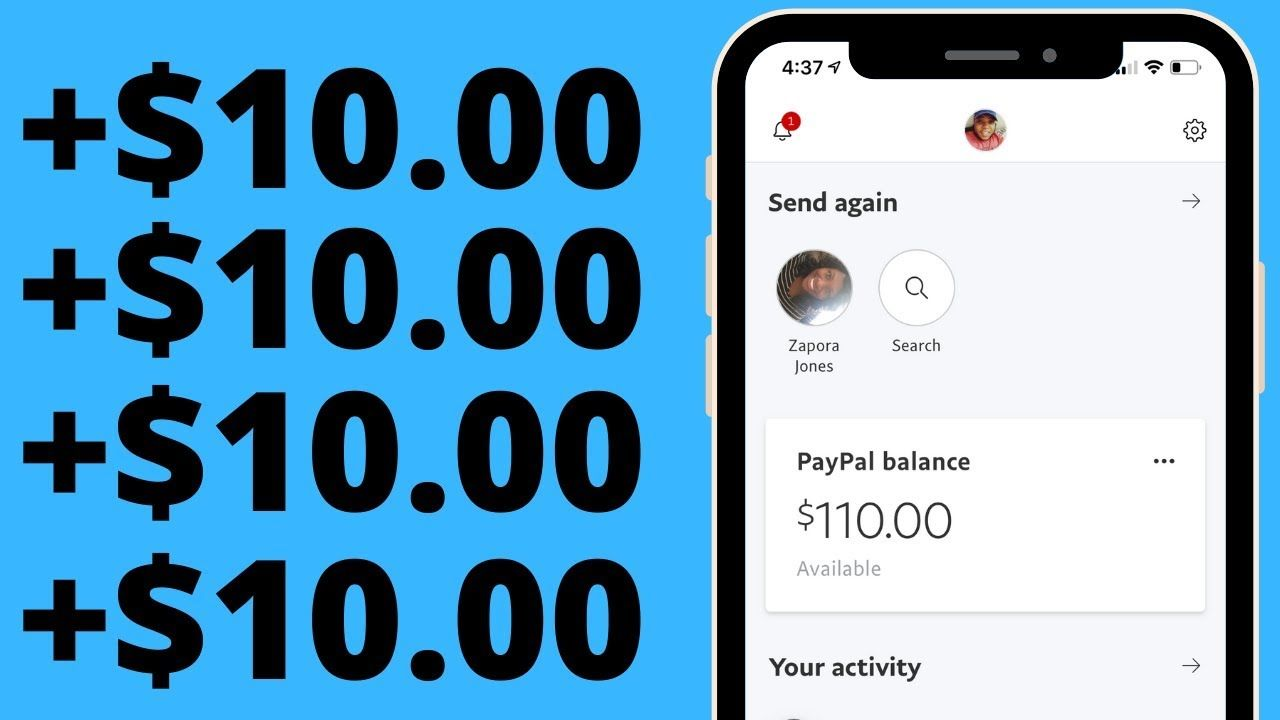 Earn Free Paypal Money Instantly No Waiting 2020 Paypal Gift Card Paypal Money Adder Gift Card Generator