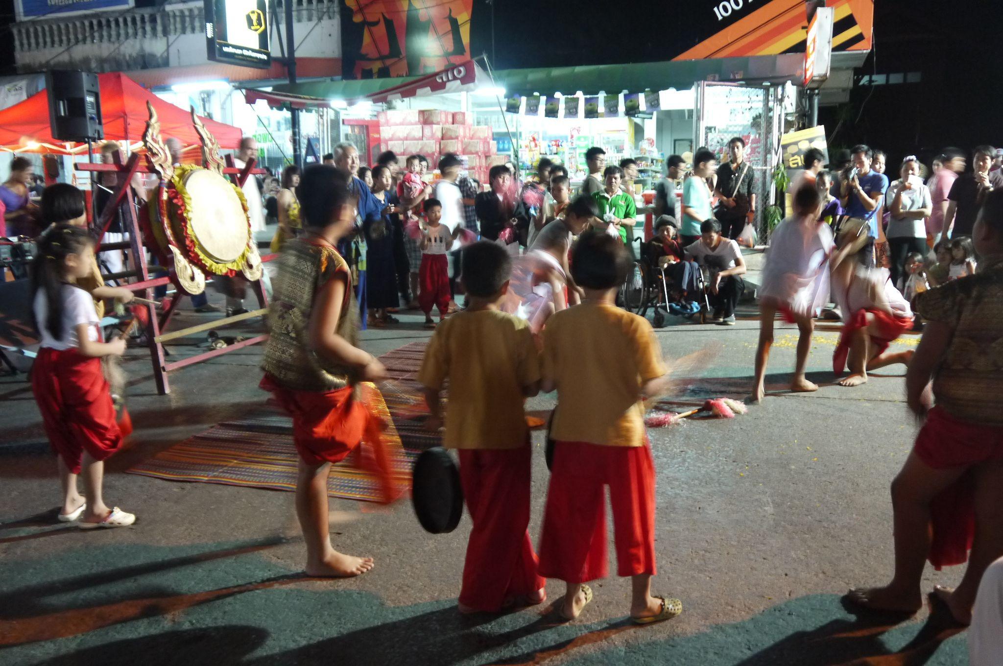 Chiang Rai : Night Market