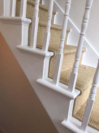 Best Stairs Beige Carpet Stairs Hallway Carpet 640 x 480