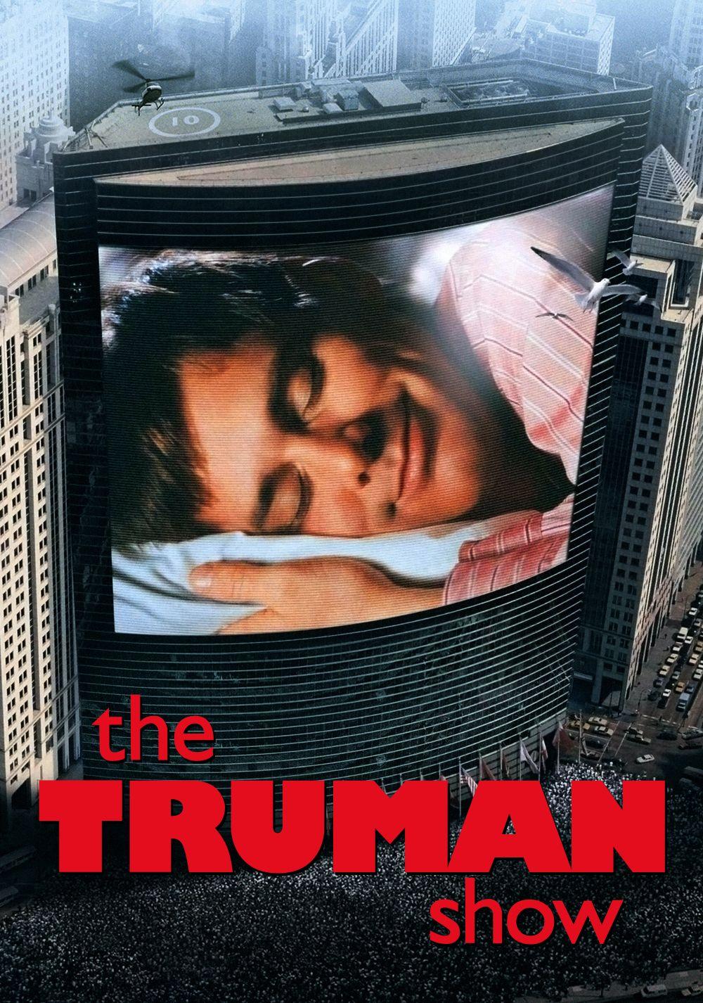 The TRUMAN Show   Film Posters   Pinterest