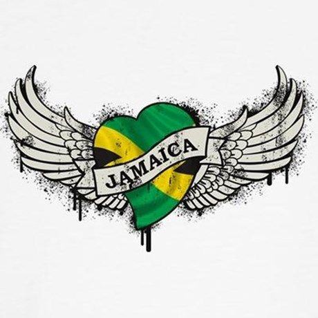 Jamaica Tee Tattoo Pictures To Pin On Pinterest Fairy Tattoo Designs Tribal Tattoo Designs Picture Tattoos