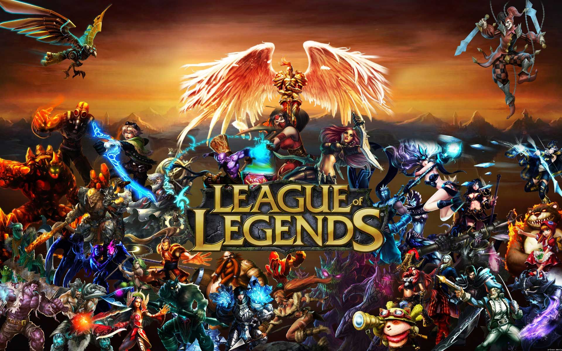 Thailand's top game: League of Legends Image
