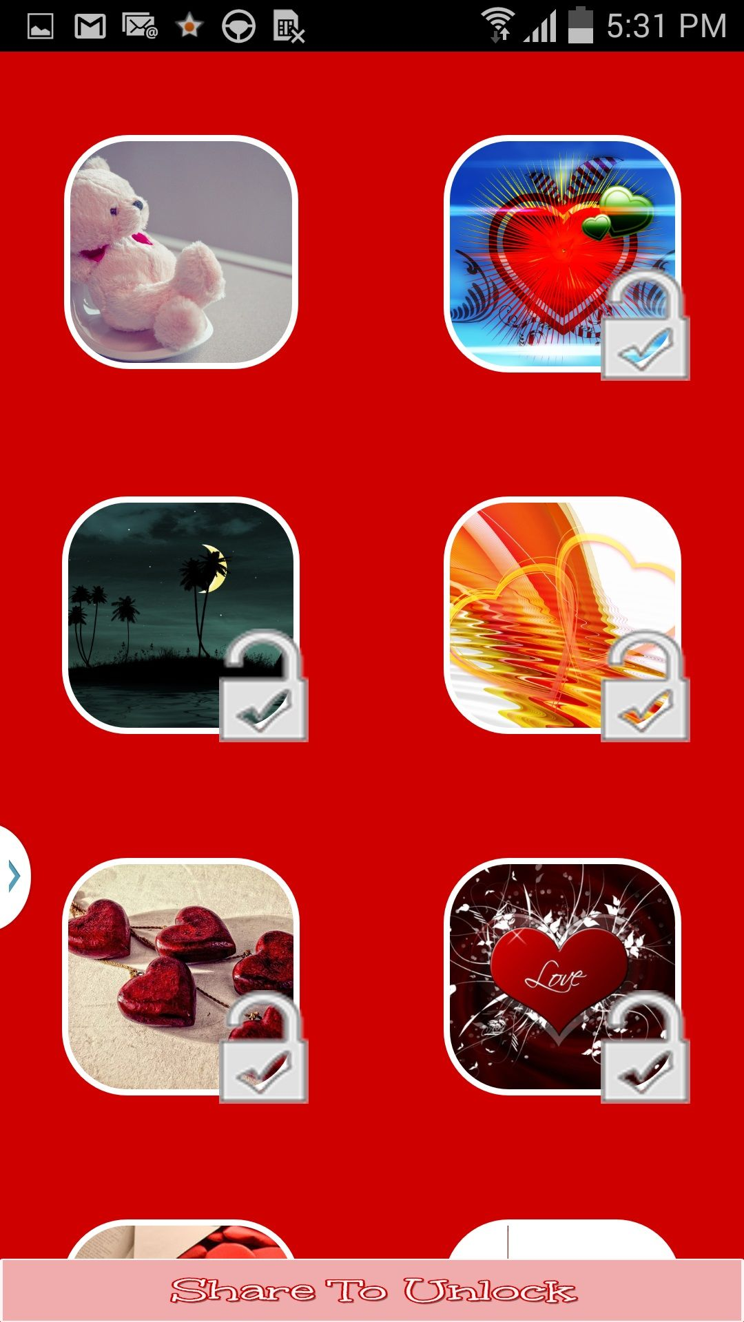 This astonishing app gets the photos of valentines and