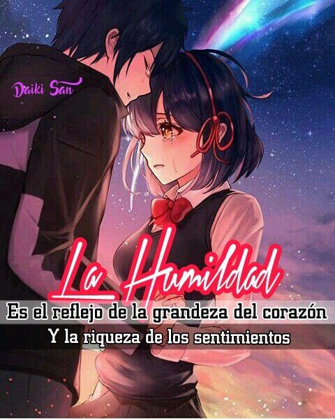 Daiki San Frases anime La humildad | anime | Pinterest | Anime ...