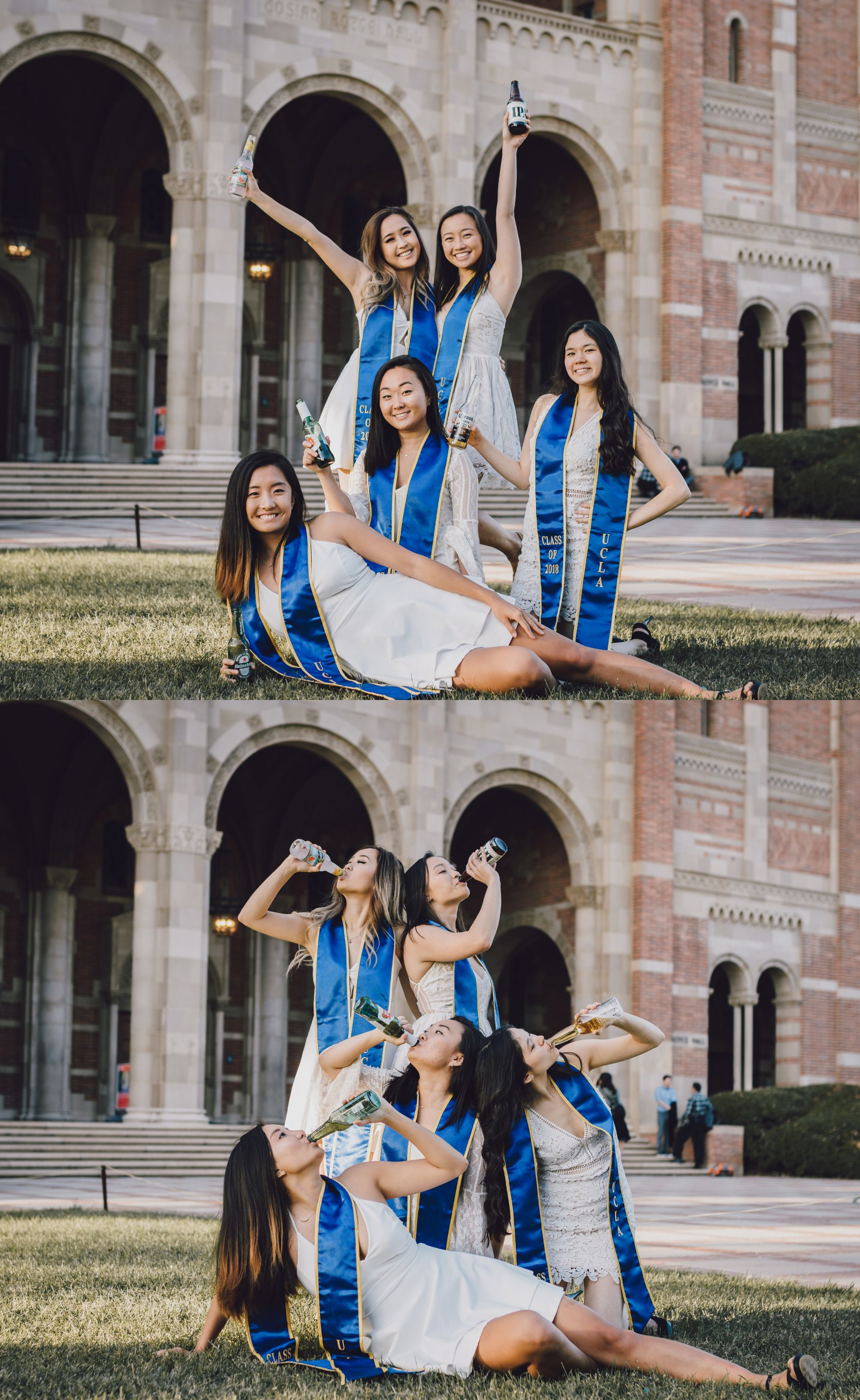 Ucla Graduation Portraits Inspiration Pose Outfit Ideas Los Angeles California In 2020 Graduation Portraits Southern California Photographer Portrait