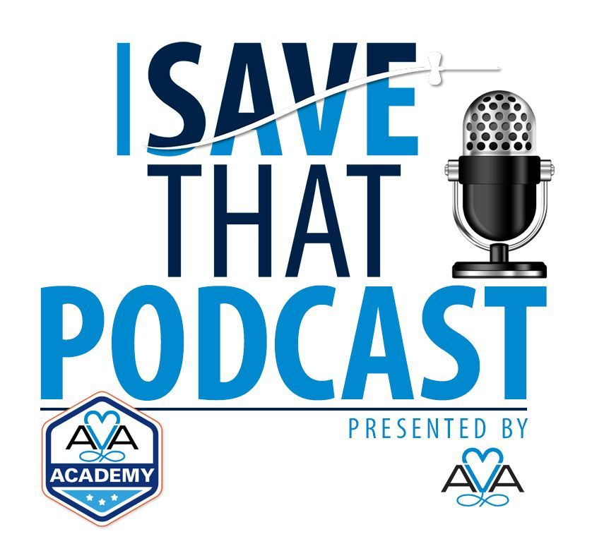 ICYMI Episode 10 of the ISAVE That Podcast is now