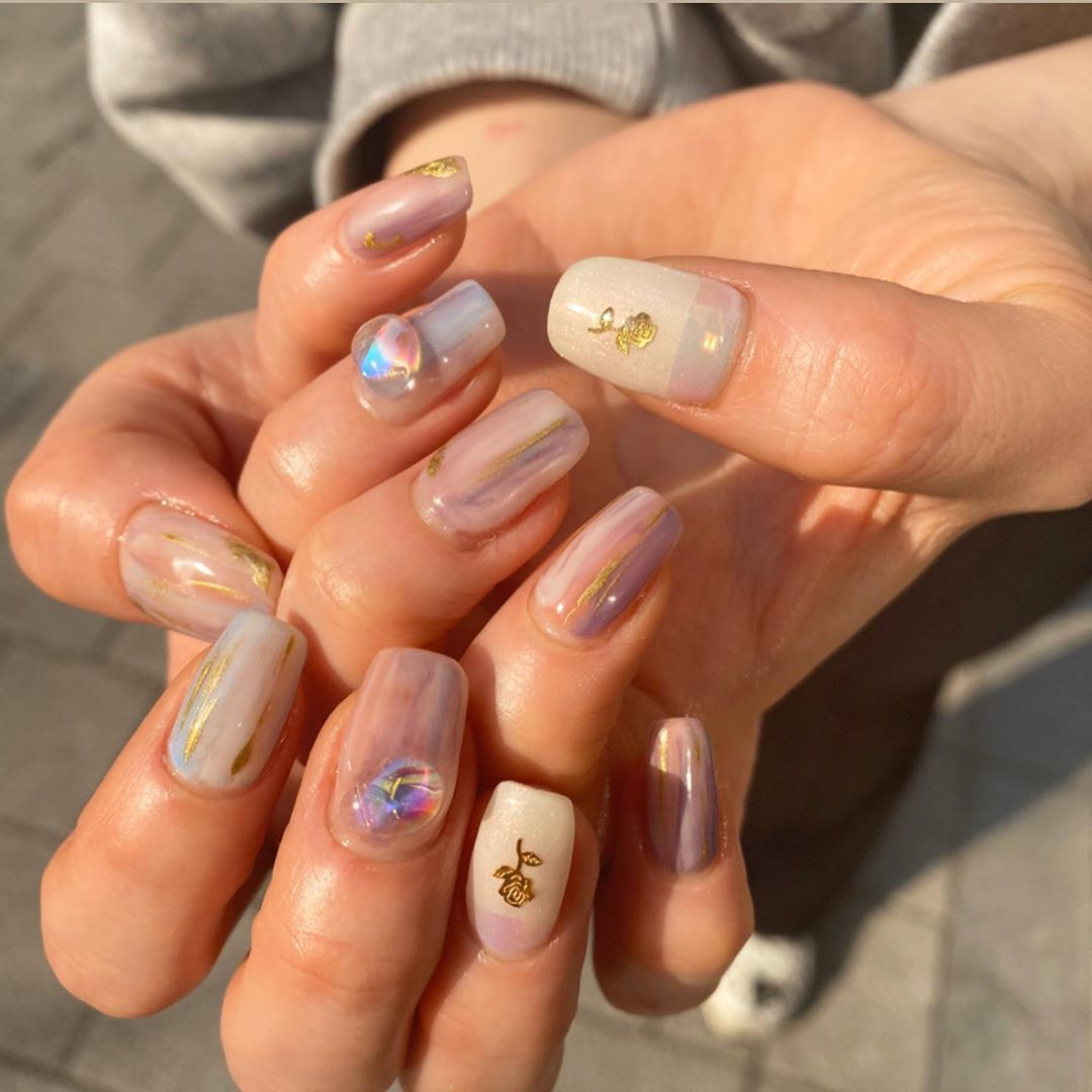 #manicure #naildesign #EFilemanicure #nails #gelpolish #nailsoftheday #nailtech