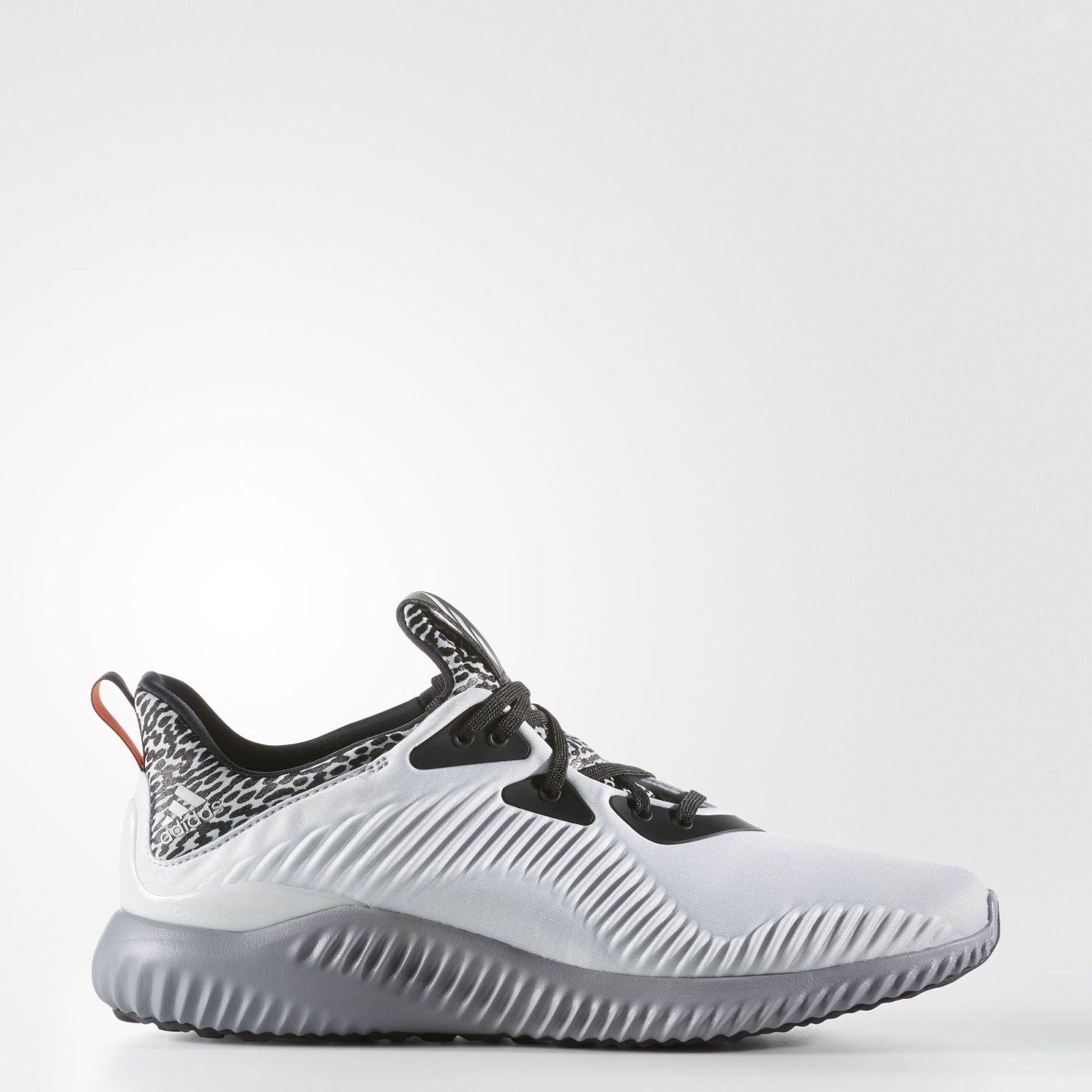 $49.99, Was $100, 50% Off! adidas alphabounce Shoes Men\u0027s Grey dealfomo