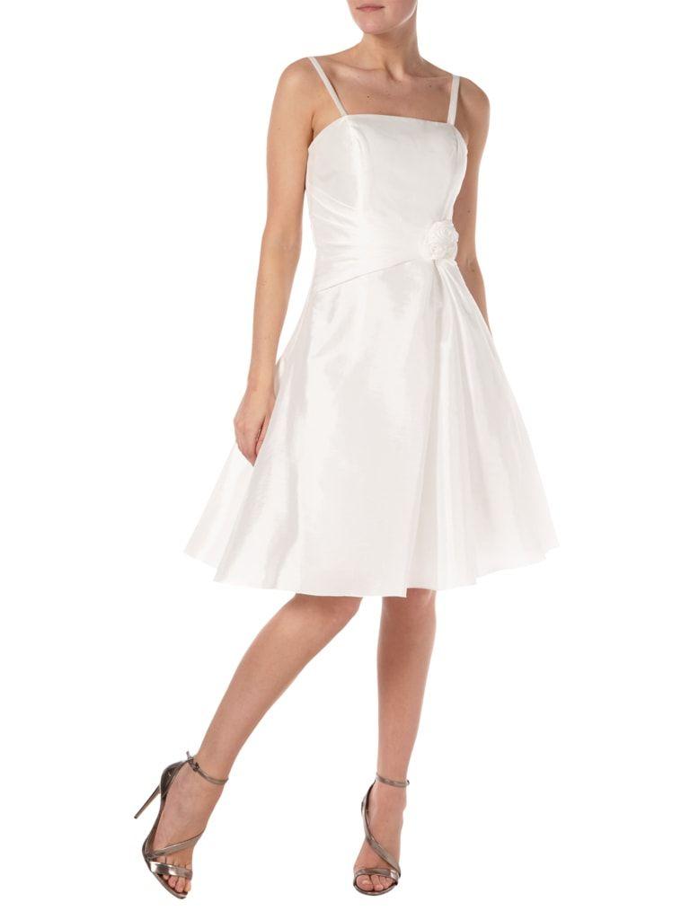 LUXUAR Brautkleid mit Bolero in Weiß online kaufen (9488567 ...