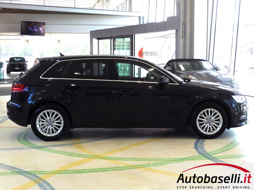 audi a3 sportback 1 4 tsi ambiente s tronic cambio. Black Bedroom Furniture Sets. Home Design Ideas