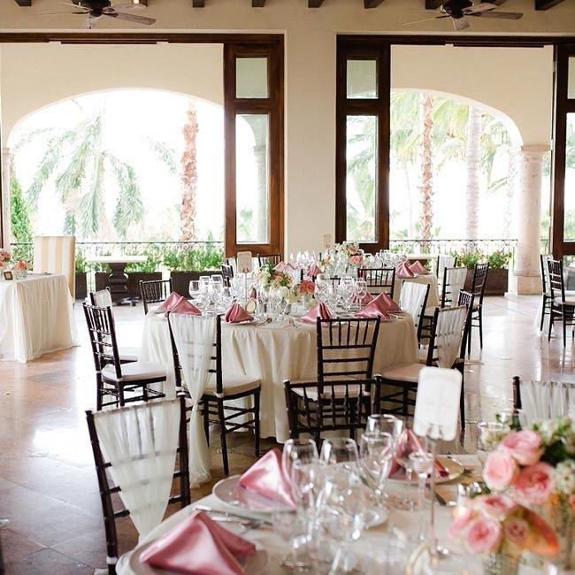 A Romantic Beach Wedding at Cabo Del Sol Golf Club in Cabo San Lucas, Mexico ............ Sara Richardson PhotographyRomantic Cabo WeddingsCabo Del Sol Golf Club