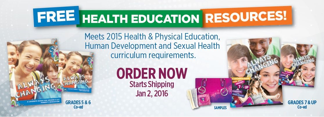 Phe canada health and physical education physical