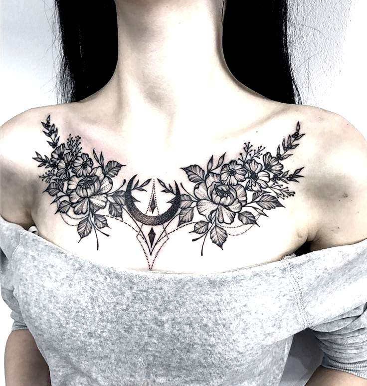 volunteer work, blog writing in 2020 Chest tattoos for