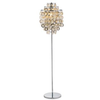 Kohls Floor Lamps Beauteous Adesso Shimmy Floor Lamp  Floor Lamp Living Room Inspiration And Decorating Design