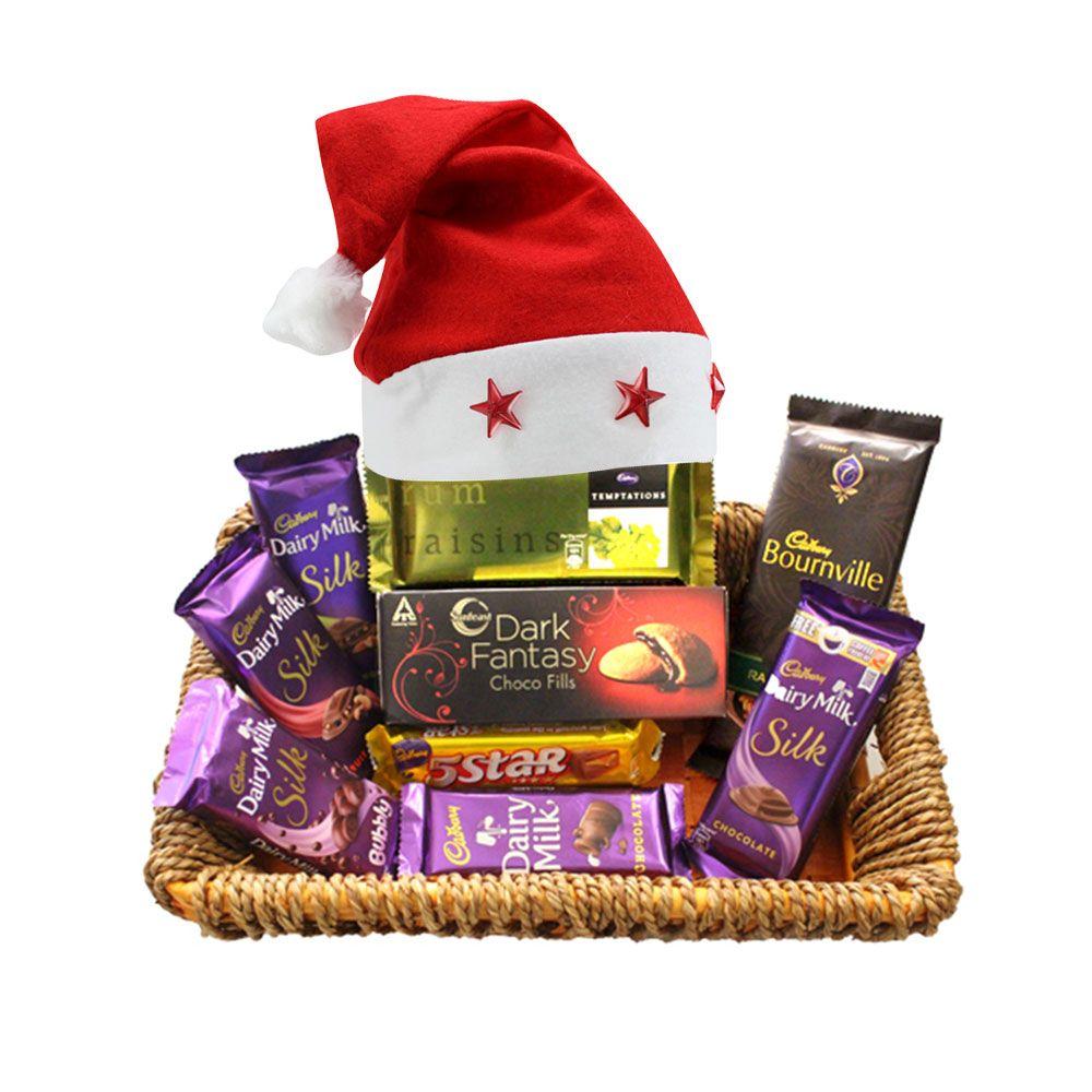 Christmas chocolates gifts free shipping