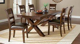 Costco Bretton Grove Dining Room Set 869 00 In Store Only Mesas Y Sillas Comedor Muebles De Comedor Mesas De Madera Modernas