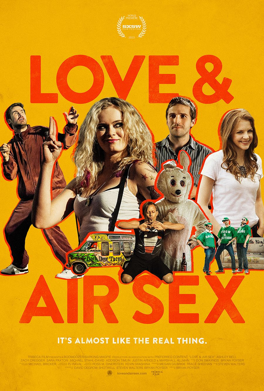 "Love & Air A new in film by director Bryan Poyser A ""love"