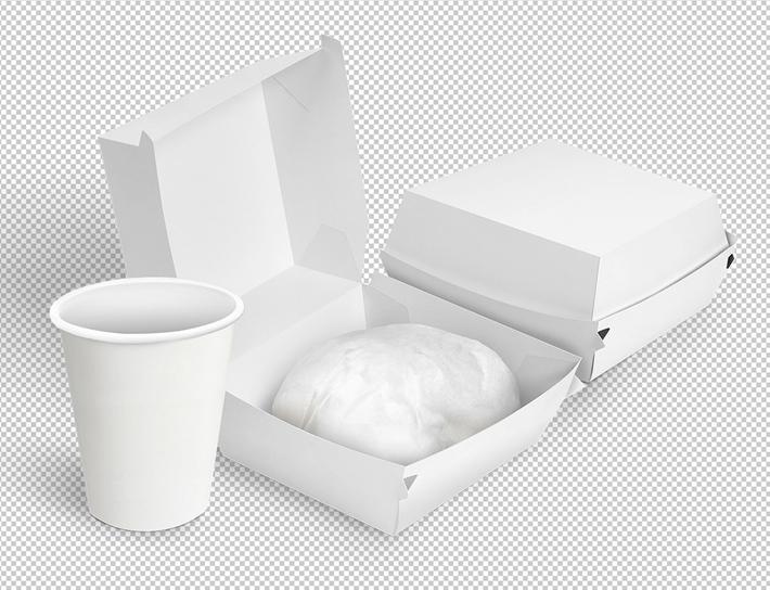 Download Free Download Food Packing Box Mockup Design Freebies Food Packing Boxes Box Mockup Branding Mockups