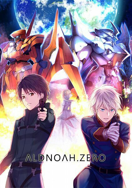 Dvd Japanese Anime Aldnoah Zero Season 2 Vol 1 12end Region All English Sub Anime Japanese Anime Manga Anime