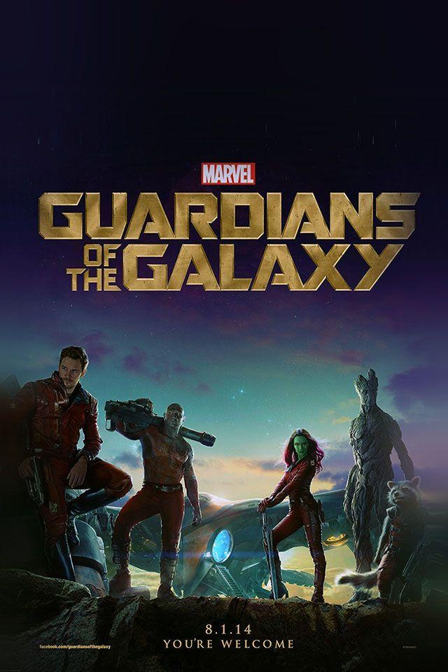 Guardians Of The Galaxy 2014 Movie Fan Art