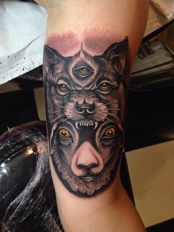 Wolf Sheep Tattoo Sheep Tattoo Black Sheep Tattoo Tattoos