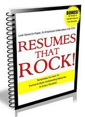 resumes that rock resume words resume template free and template