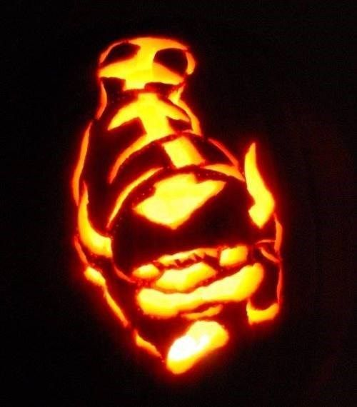 Why Carve A Regular Jack O Lantern When You Could Have An Appa