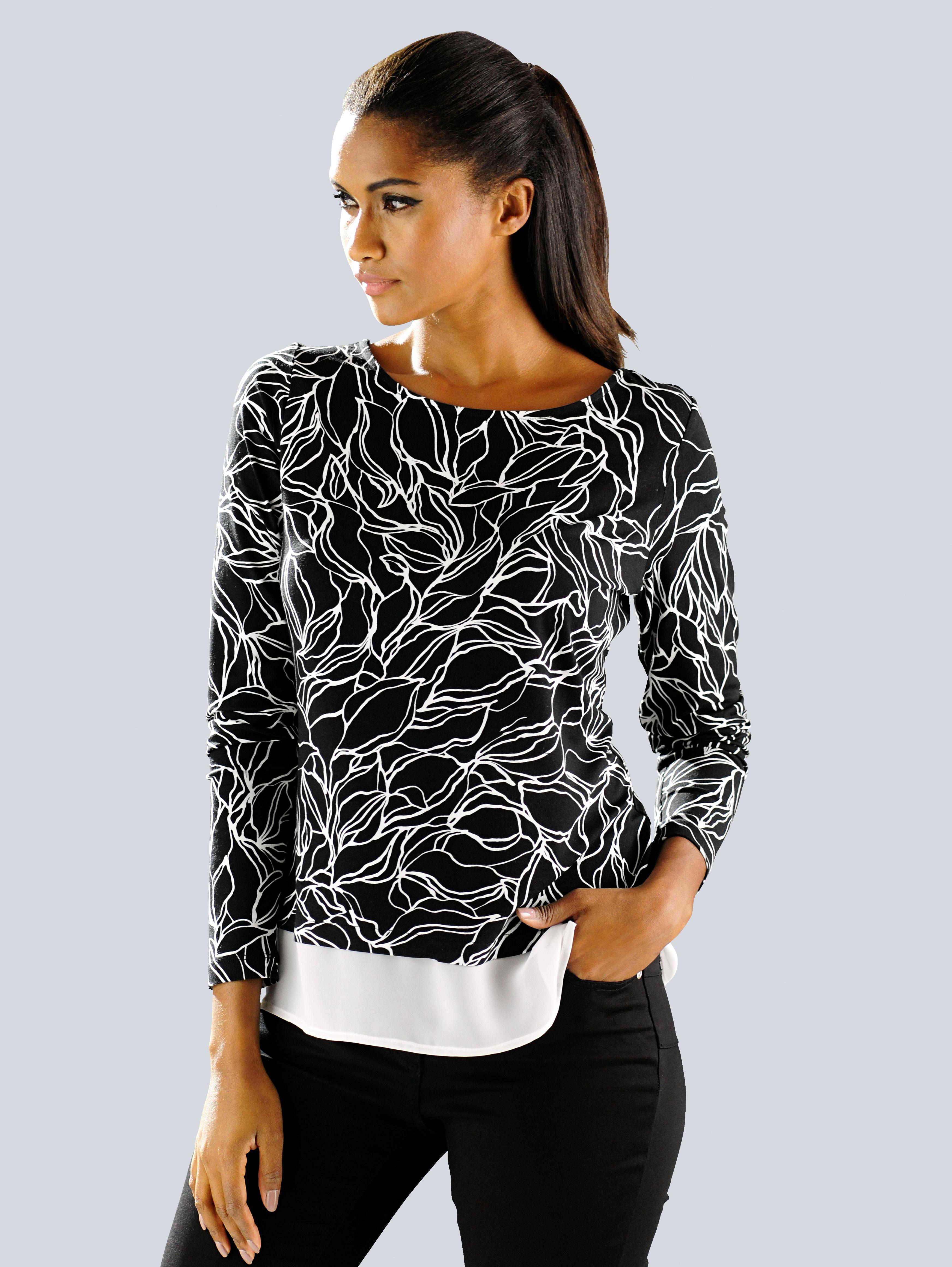 Damenhemden für die neue Saison | Mode | Blouse, Long sleeve