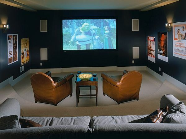 9 Awesome Media Rooms Designs Media Room Colors Media Room Design Small Media Rooms