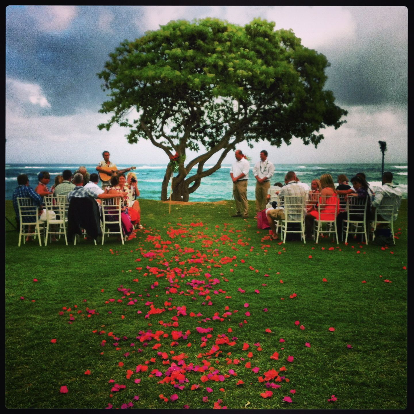 Wedding Ceremony And Reception In Same Location: Create Option For Ceremony And Reception
