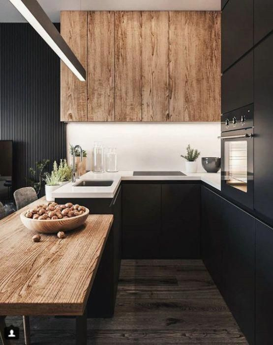 Photo of The BEST 50 BLACK KITCHENS you NEED to see! | Studio 52 Interiors