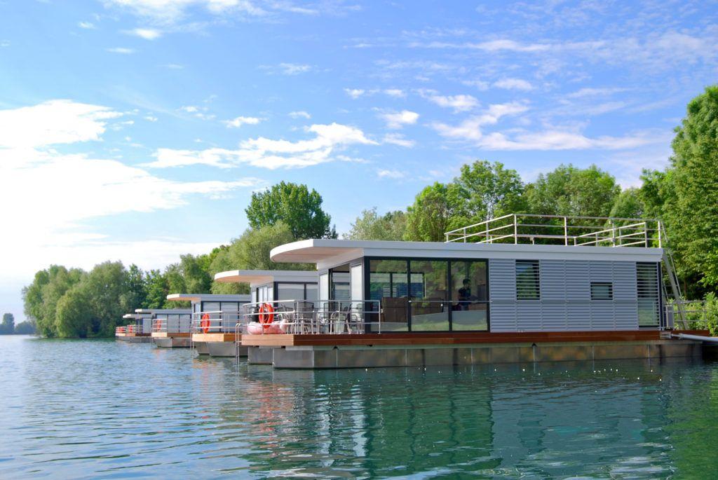 F44 in 2020 Hausboot kaufen, Hausboot mieten