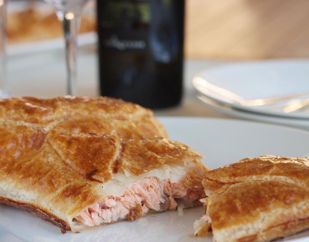 The Easiest Salmon Recipe