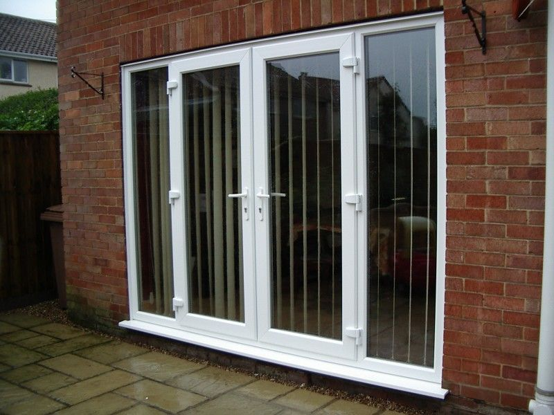 french doors with side lights - French Door