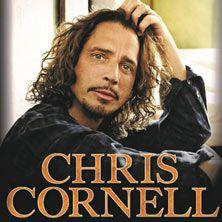 """Chris Cornell annuncia il tour europeo solo acustico di """"Higher Truth"""" e le date italiane! Biglietti in vendita dalle ore 10 di venerdì 30 ottobre su TicketOne.it!"""