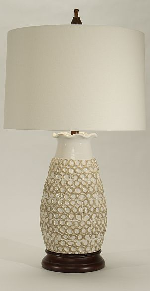 Saxon Table Lamp | Table lamp, Contemporary table lamps