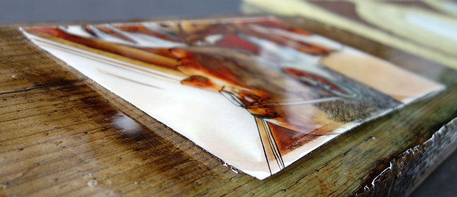The Ultimate Art Resin Guide Coating Your Artwork With A Thick
