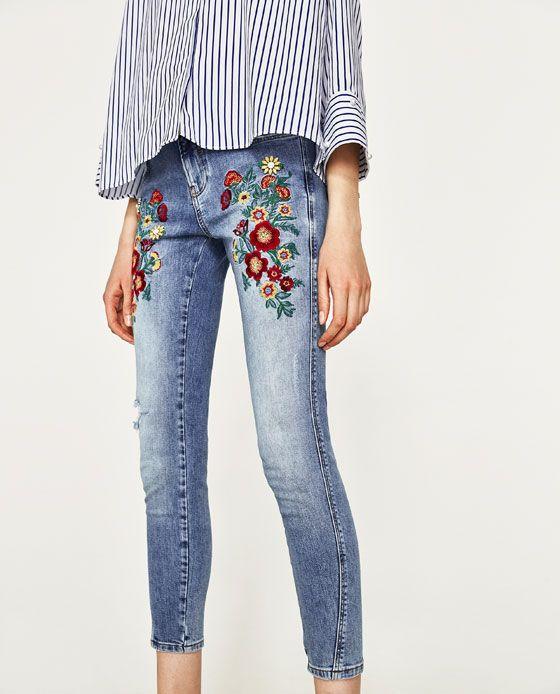 Image result for jeans vaqueros zara US