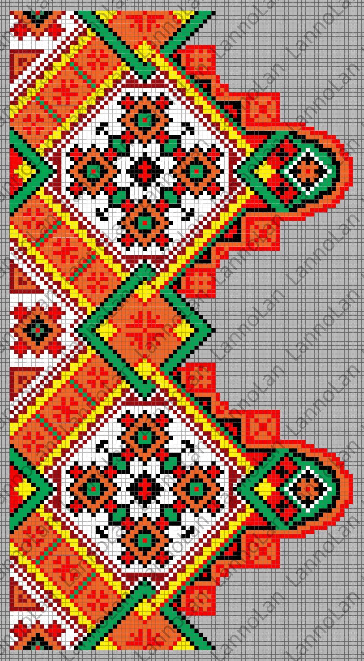 ukrainian cross stitch pattern ... inspired by: http://svetik67.gallery.ru/watch?ph=7Q6-ew0zz