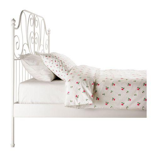 leirvik bed frame white lur y extra storage bed storage and of. Black Bedroom Furniture Sets. Home Design Ideas