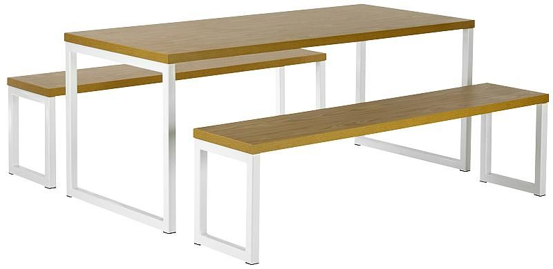 Peachy Bench And Fixed Canteen Units Industrial Equipment Bench Ocoug Best Dining Table And Chair Ideas Images Ocougorg