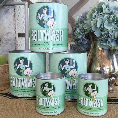 Salt Wash:  Crusty+Dusty=Lovely   ReStyled   Carmel, IN