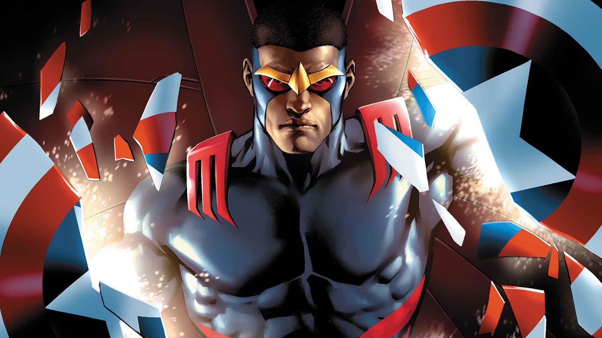 Falcon Wallpaper Hd Superhero First Marvel Comic Marvel Vs Capcom Infinite