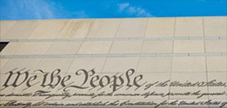 Preamble National Cons Ution Center We The People Meant White Male Property Owners Others Came Later