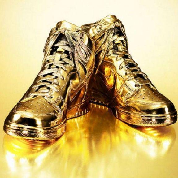 GoldStylin' 24 In Nike Goldfarbene SchuheTeure Karat Dunks OX0k8nwP